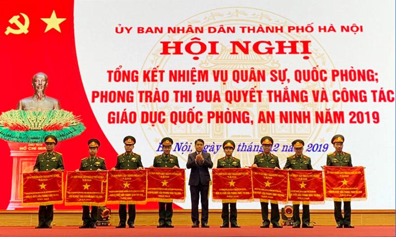 Giữ vững ổn định chính trị trên địa bàn Thủ đô, không để bị động bất ngờ