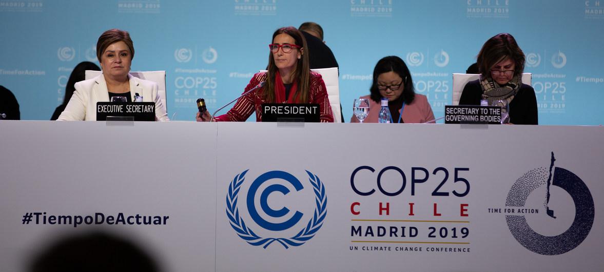 COP25 kết thúc với kết quả không như kỳ vọng