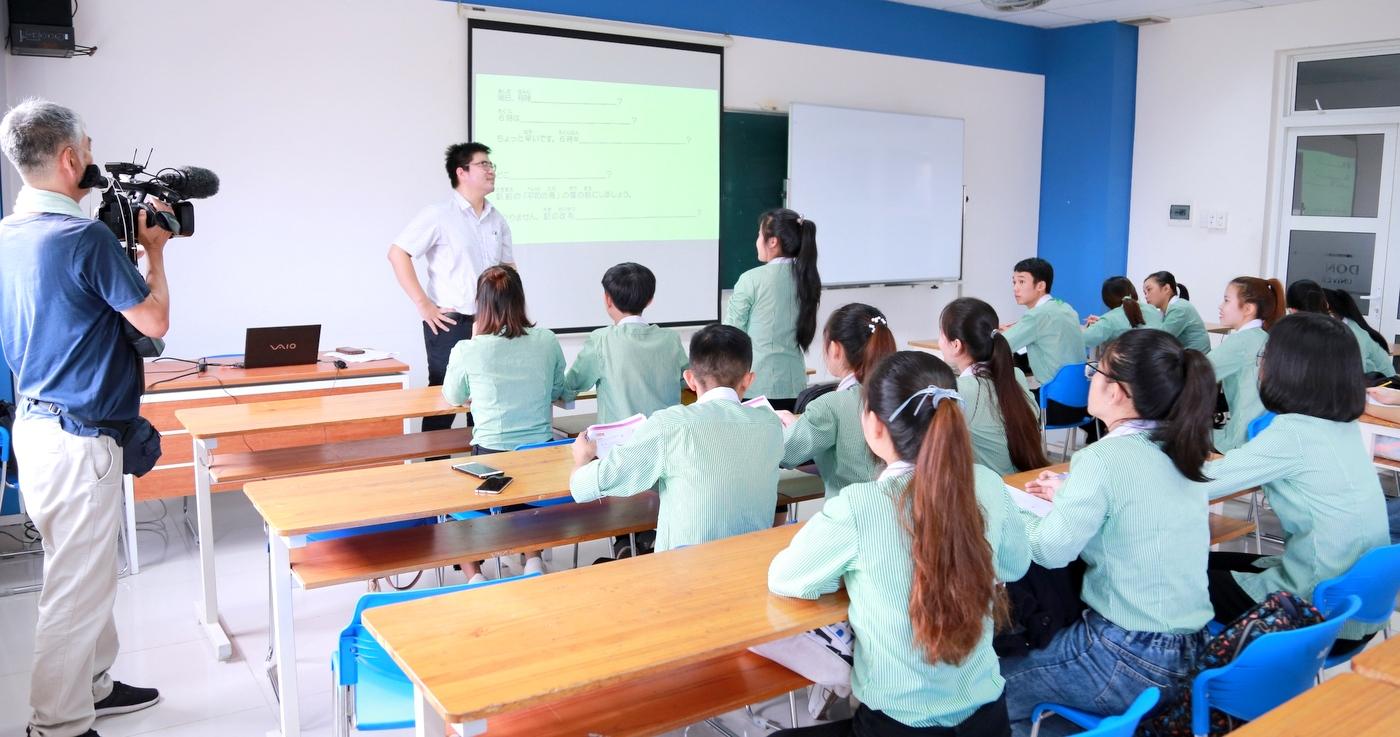 Kết quả bước đầu trong hợp tác đào tạo nghề giữa Đại học Đông Á với TP Yokohama