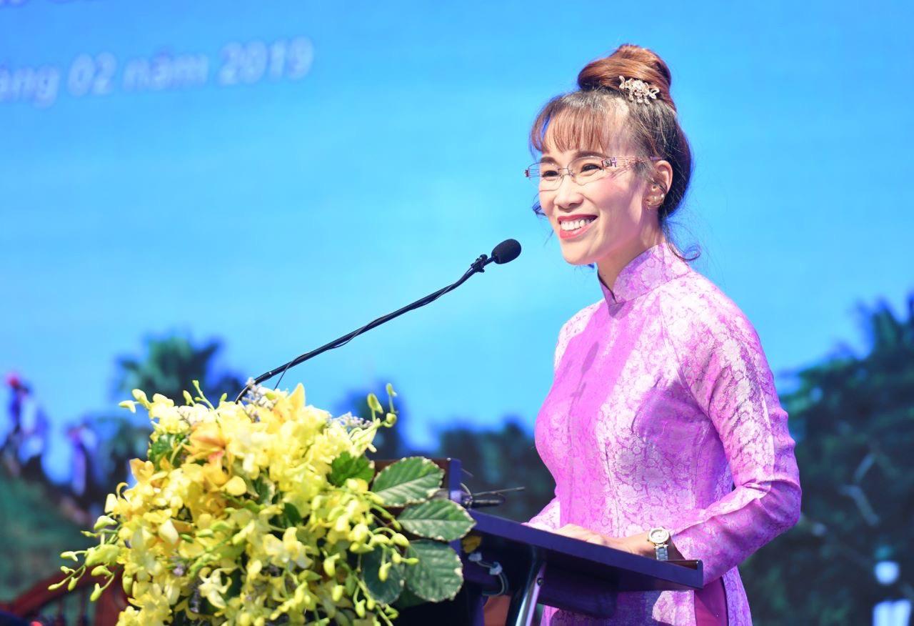 CEO Vietjet tiếp tục vào danh sách 100 phụ nữ quyền lực nhất thế giới 2019