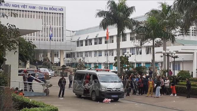 Yêu cầu báo cáo khẩn vụ sản phụ tử vong tại Bệnh viện ở Đồng Hới