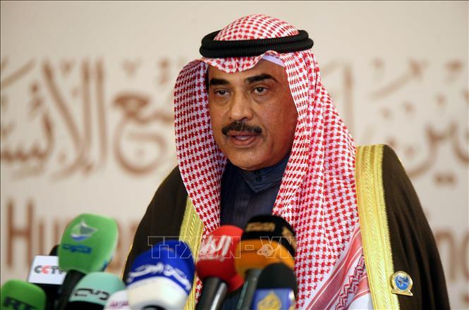 Kuwait thành lập chính phủ mới