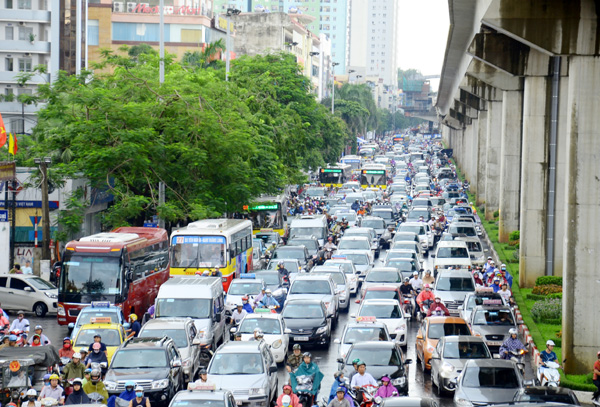 Giảm thiểu ô nhiễm môi trường ở Hà Nội Cần các giải pháp đồng bộ