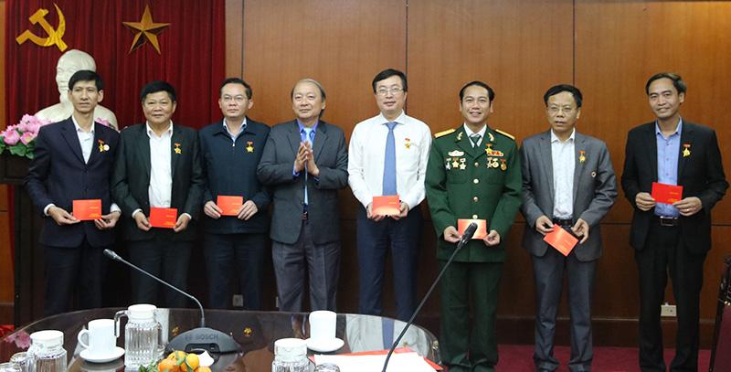 Ban Tuyên giáo Trung ương gặp mặt kỷ niệm 75 năm Ngày truyền thống QĐND Việt Nam