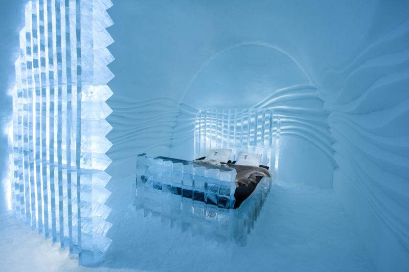 Khách sạn băng tuyết kỷ niệm 30 năm mở cửa đón khách