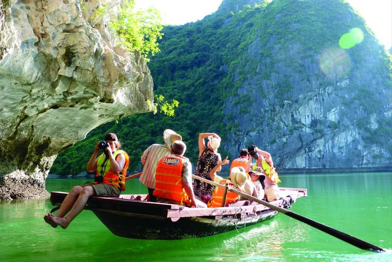 Quảng Ninh đón 14 triệu lượt du khách trong năm 2019