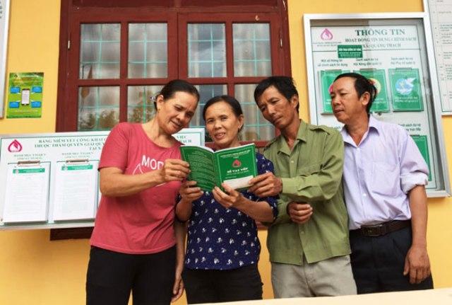 NHCSXH huyện Quảng Trạch Đưa Chỉ thị 40-CT TW vào cuộc sống