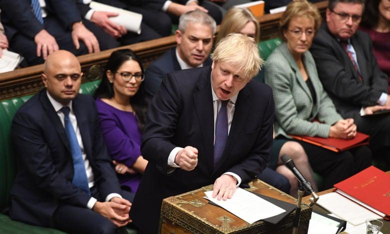 Thế giới tuần qua Triển vọng Brexit đúng thời hạn