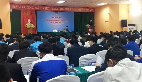 Khai mạc Hội nghị Ban chấp hành Trung ương Đoàn lần thứ 6, khóa XI
