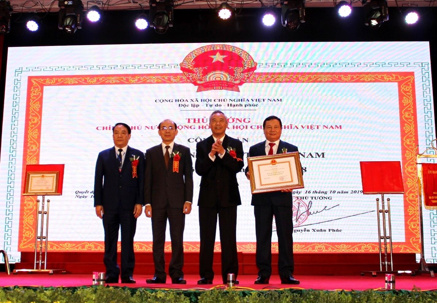 Hà Nam Công bố Quyết định công nhận huyện Thanh Liêm đạt chuẩn nông thôn mới