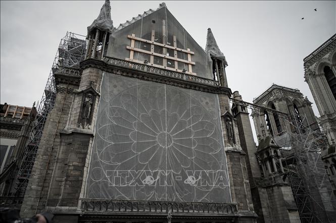 Lần đầu tiên trong 200 năm Nhà thờ Đức Bà Paris không cử hành Thánh lễ Giáng sinh