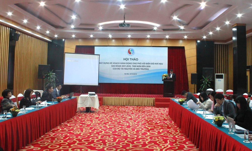 6 nhiệm vụ ứng phó với biến đổi khí hậu tại Việt Nam