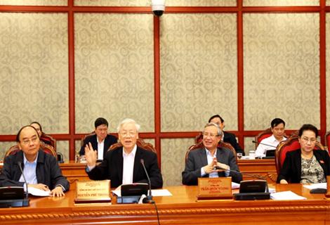 Bộ chính trị ban hành Nghị quyết về xây dựng Thừa Thiên Huế đến năm 2030, tầm nhìn đến năm 2045