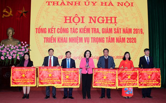 Năm 2019 Hà Nội thi hành kỷ luật trên 1 000 đảng viên