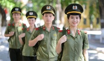 Học viện An ninh Nhân dân được tổ chức thi đánh giá năng lực tiếng Anh