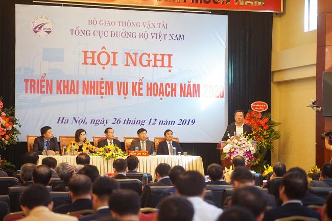 Tổng cục Đường bộ Việt Nam Cần ứng dụng mạnh mẽ công nghệ mới vào thực thi nhiệm vụ