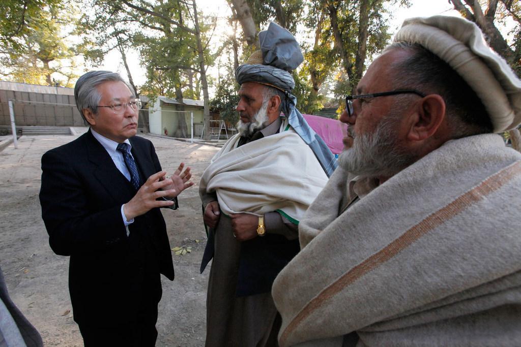 Liên hợp quốc nhấn mạnh vai trò của hòa bình đối với Afghanistan
