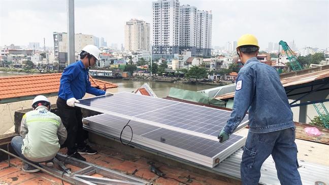 Những công trình mang dấu ấn của tuổi trẻ Tổng Công ty Điện lực TP Hồ Chí Minh