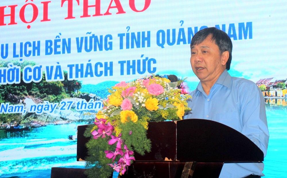 Quảng Nam tận dụng thời cơ để phát triển du lịch