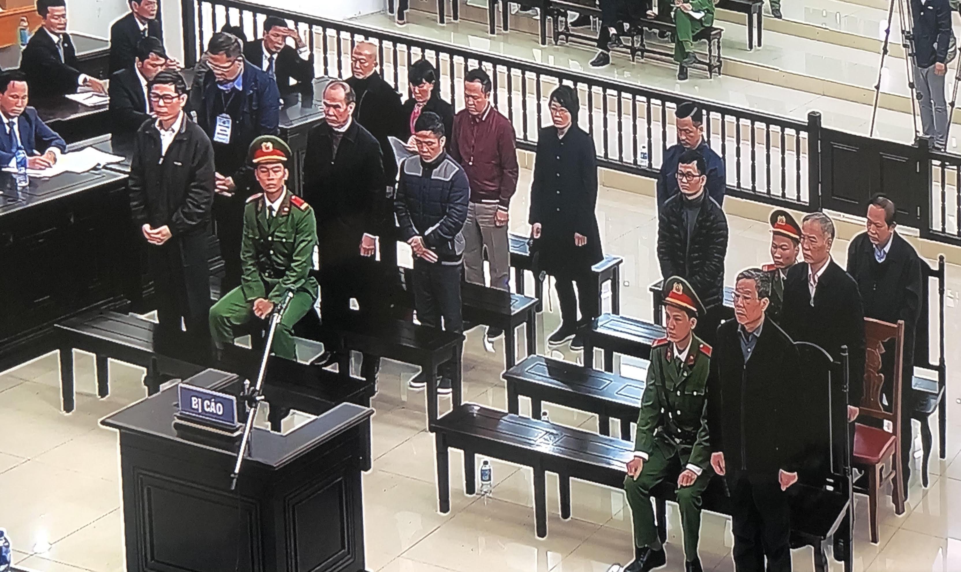 Bị cáo Nguyễn Bắc Son bị tuyên phạt tù chung thân