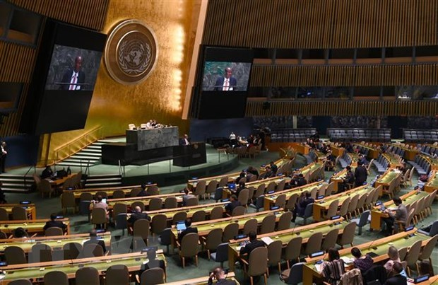 Đại hội đồng Liên hợp quốc thông qua ngân sách thường niên năm 2020