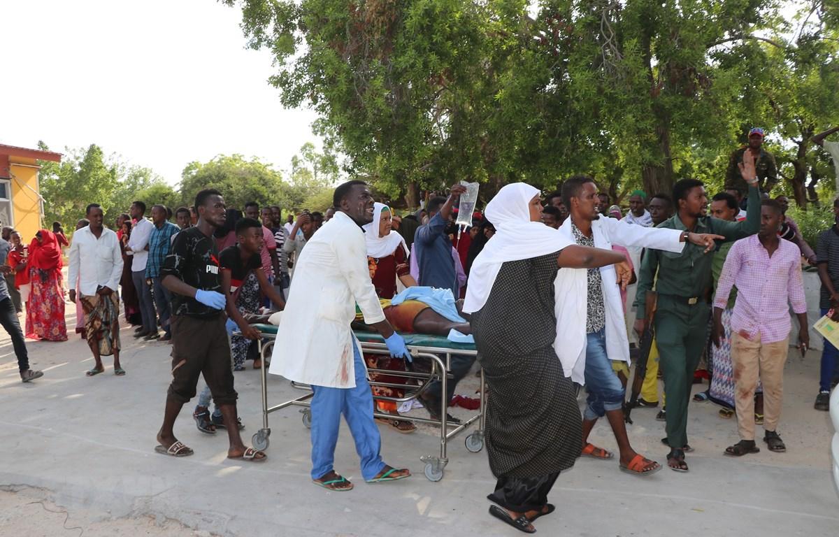 Somalia khẩn trương khắc phục hậu quả vụ đánh bom xe thảm khốc