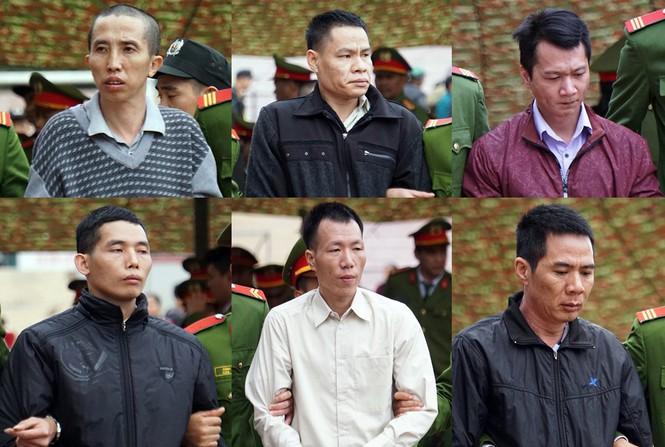 """6 9 bị cáo lĩnh án tử hình trong vụ án """"nữ sinh giao gà"""" ở Điện Biên"""