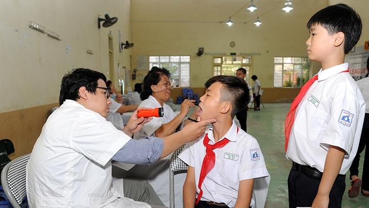 Bắc Ninh Phấn đấu 100 học sinh tham gia bảo hiểm y tế