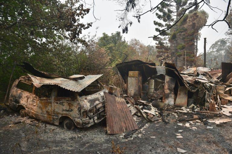 Australia Hàng nghìn người sơ tán do hỏa hoạn