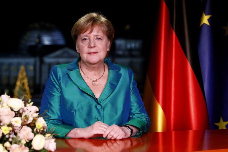 Thủ tướng Đức tuyên bố nỗ lực chống biến đổi khí hậu