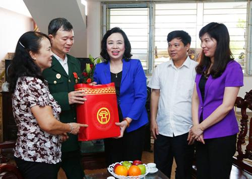 Hà Nội Trên 378 tỷ đồng hỗ trợ đối tượng chính sách dịp Tết Nguyên đán