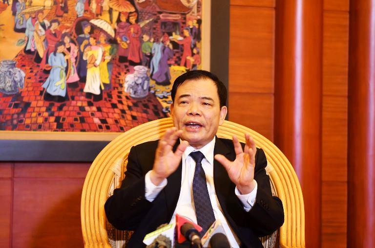 Bộ trưởng Nguyễn Xuân Cường Tin tưởng một năm mới được mùa