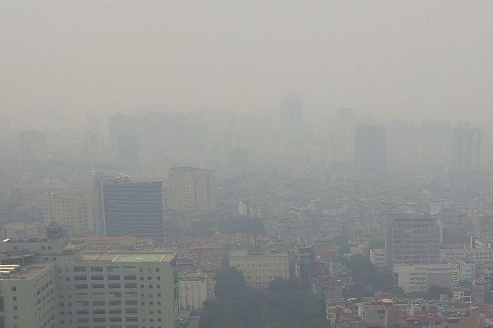 Triển khai đồng bộ các giải pháp khắc phục tình trạng ô nhiễm không khí
