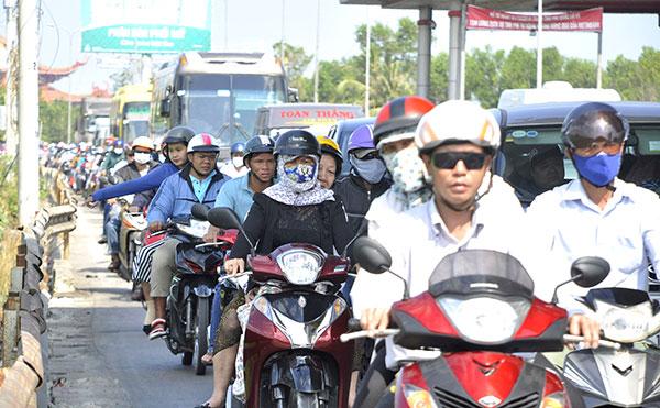 Đẩy nhanh tiến độ Dự án đường cao tốc Biên Hòa - Vũng Tàu