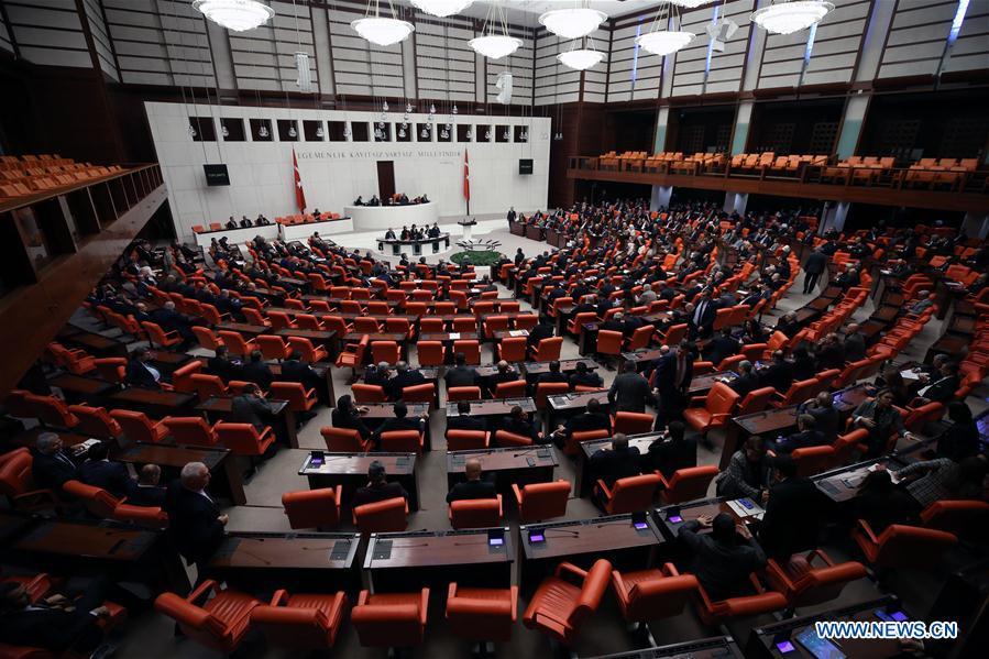 Quốc hội Thổ Nhĩ Kỳ phê chuẩn kế hoạch điều quân tới Libya