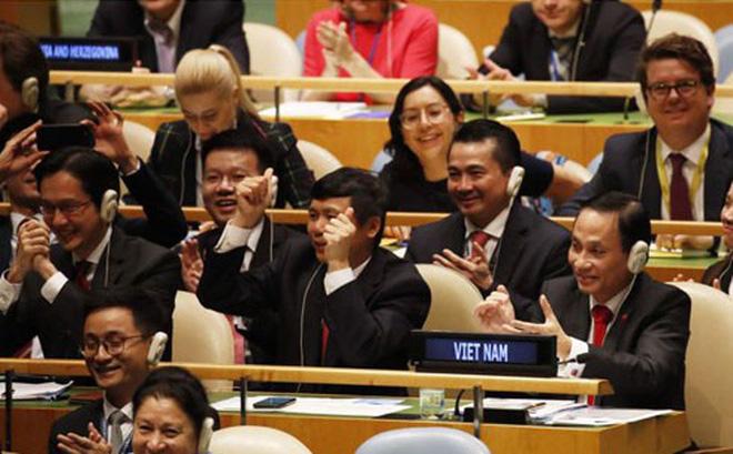 Thế giới tuần qua Nâng cao vị thế của Việt Nam trên trường quốc tế