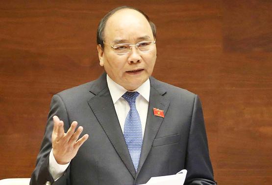 Thủ tướng trả lời chất vấn về bổ sung chỉ tiêu kinh tế - xã hội