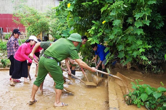 Sửa cơ chế hỗ trợ kinh phí cho các địa phương khắc phục hậu quả thiên tai