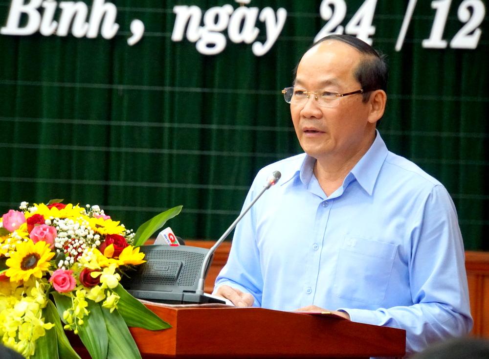 Quảng Bình chuẩn bị chu đáo cho công tác đại hội đảng bộ các cấp