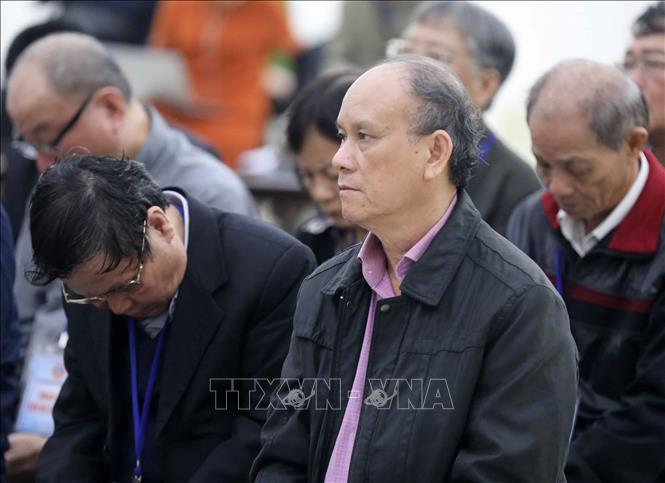Xét xử hai nguyên lãnh đạo TP Đà Nẵng Khẳng định những chỉ đạo vi phạm pháp luật