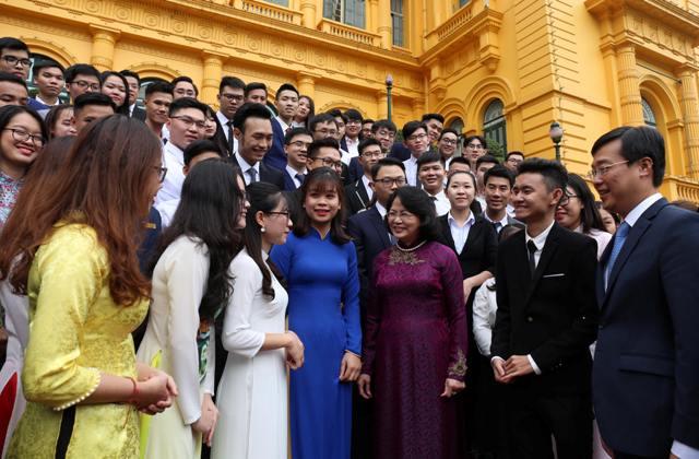 Lan toả sâu rộng truyền thống của Hội Sinh viên Việt Nam