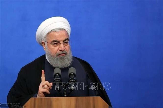 Vụ sân bay Baghdad Iraq bị không kích Tổng thống Iran cảnh báo Mỹ