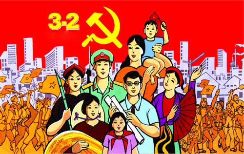 Kỷ niệm 90 năm Ngày thành lập Đảng Cộng sản Việt Nam