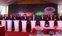 Khởi công dự án đường nối Vành đai 3 với cao tốc Hà Nội - Hải Phòng