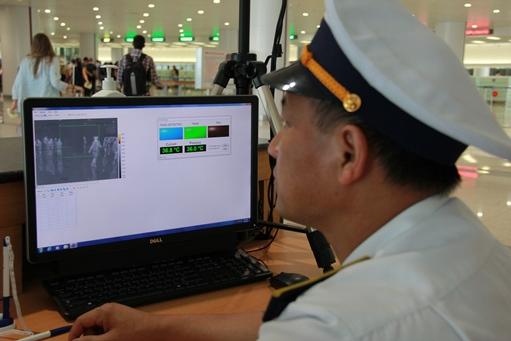 Theo dõi bệnh viêm phổi cấp tại tỉnh Hồ Bắc, Trung Quốc