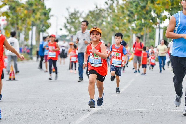 Khởi động Giải Marathon Quốc tế TP Hồ Chí Minh 2020