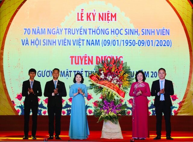 Phát huy truyền thống vẻ vang của Hội Sinh viên Việt Nam