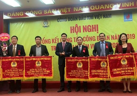 Công đoàn Dầu khí Việt Nam Nhiều hoạt động chăm lo đời sống người lao động