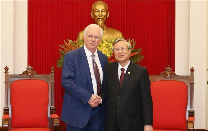 Tăng cường quan hệ hợp tác Việt Nam – Hoa Kỳ