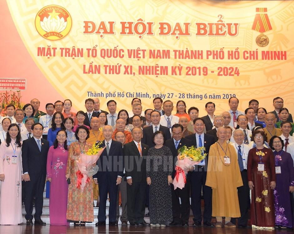 10 sự kiện nổi bật trong công tác Mặt trận TP Hồ Chí Minh 2019